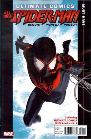 Ultimate Comics Spider-Man Must Have 1-A