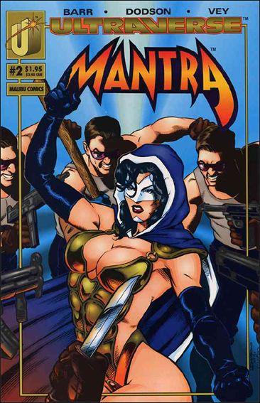 Mantra (1993) 2-A by Malibu
