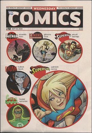 Wednesday Comics 12-A