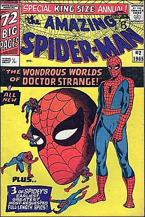 Amazing Spider-Man Annual (1964) 2-B by Marvel