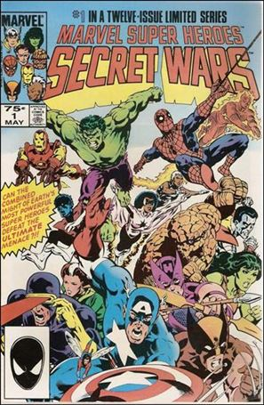 Marvel Super Heroes Secret Wars 1-E