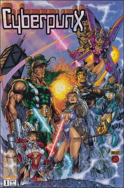 CyberpunX 1-A by Image