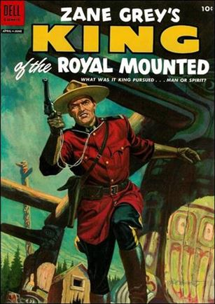 King of the Royal Mounted 19-A