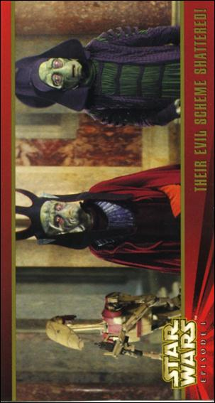 Star Wars: Episode I Widevision: Series 1 (Base Set) 77-A by Topps