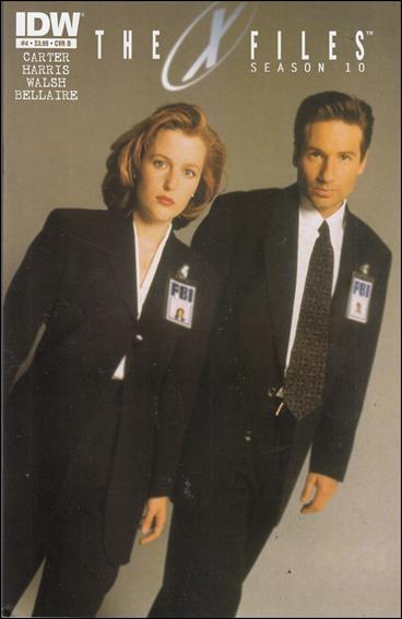 X-Files: Season 10 4-B by IDW