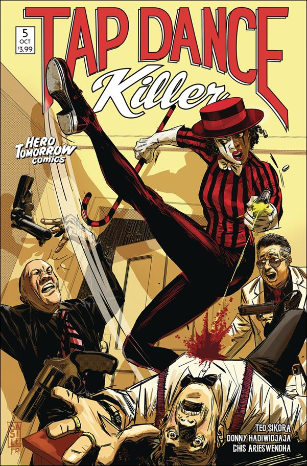Tap Dance Killer 5-B by Hero Tomorrow Comics