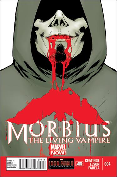 Morbius: The Living Vampire (2013) 4-A by Marvel