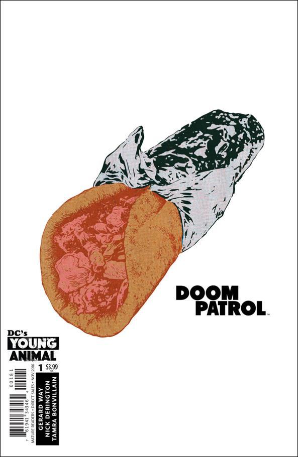 Doom Patrol (2016) 1-A by DC