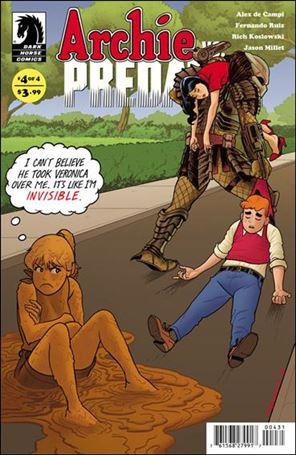 Archie vs Predator 4-C