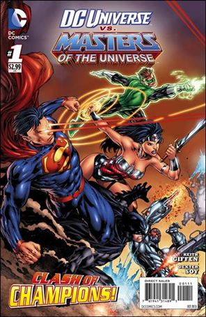 DC Universe vs Masters of the Universe 1-A