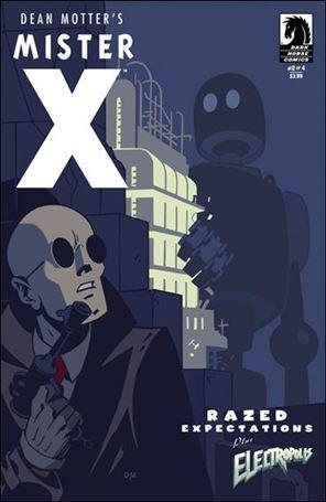 Mister X: Razed 2-A