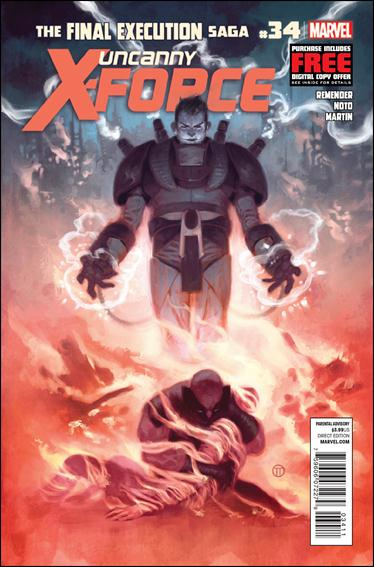 Uncanny X-Force (2010) 34-A by Marvel