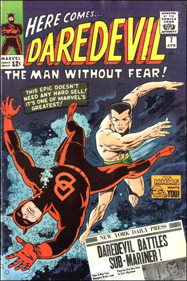 Daredevil (1964) 7-A by Marvel