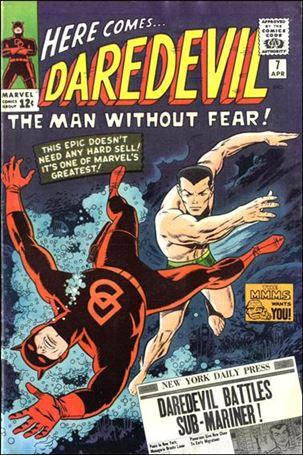 Daredevil (1964) 7-A