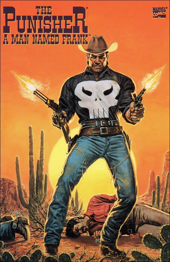 Punisher: A Man Named Frank 1-A by Marvel