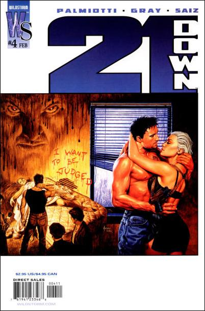 21 Down 4-A by WildStorm