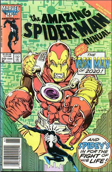 Amazing Spider-Man Annual (1964) 20-A by Marvel