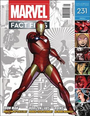 Marvel Fact Files 231-A