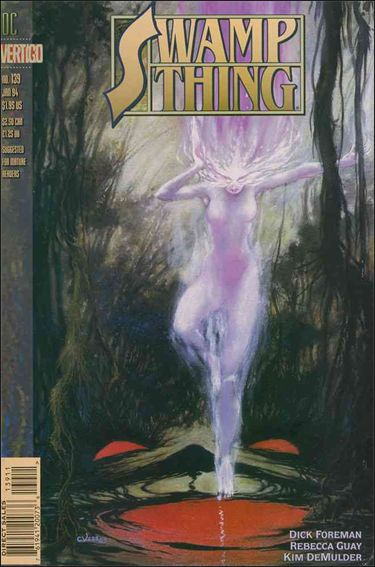 Swamp Thing (1986) 139-A by Vertigo