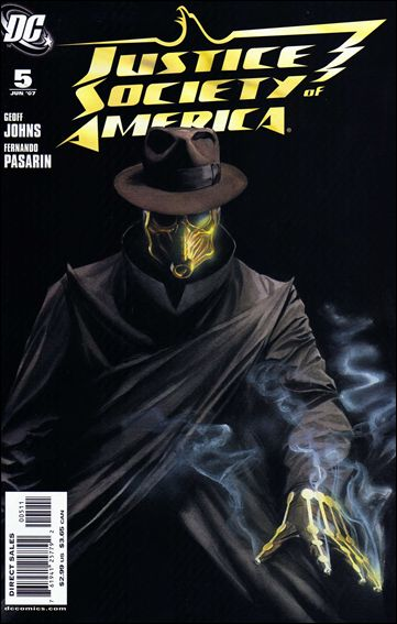 Justice Society of America (2007) 5-A by DC