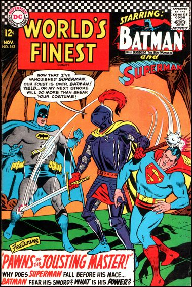 World's Finest Comics 162-A by DC