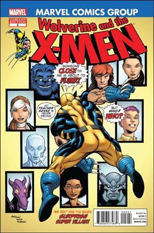 Wolverine &amp; the X-Men 2-B