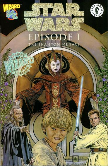 Star Wars: Episode I The Phantom Menace 1/2-B by Dark Horse