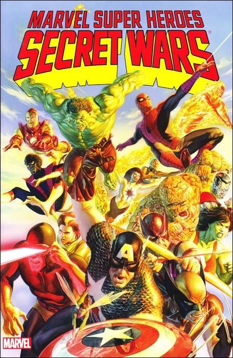 Secret Wars 1-H by Marvel