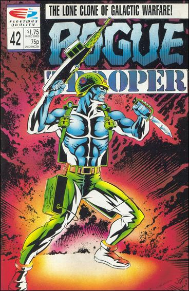 Rogue Trooper (1986) 42-A by Quality Comics