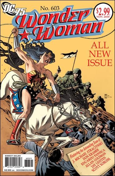 Wonder Woman (1942) 603-B by DC