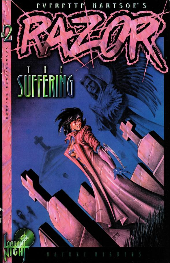 Razor: The Suffering 2-A by London Night