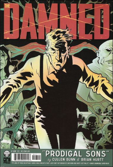 Damned: Prodigal Sons 2-A by Oni Press