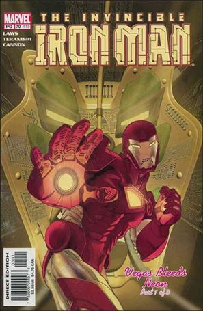 Iron Man (1998) 70-A