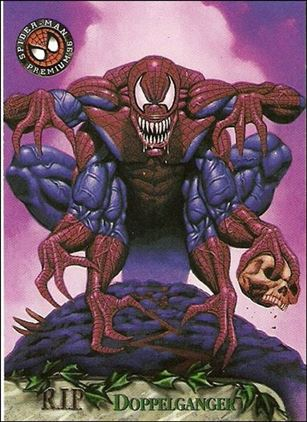 Spider-Man Premium: Eternal Evil (Base Set) 94-A