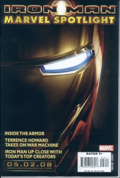 Marvel Spotlight: Iron Man nn-A by Marvel