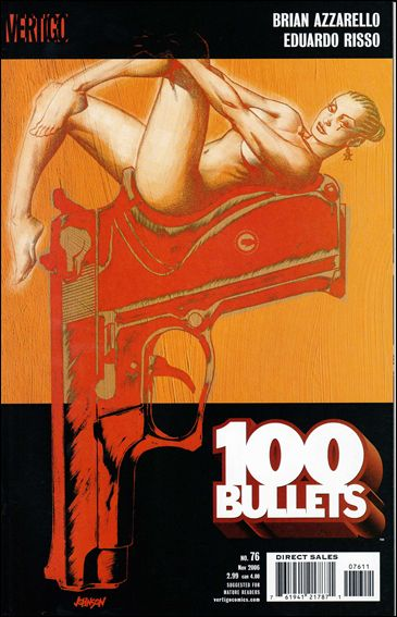100 Bullets 76-A by Vertigo