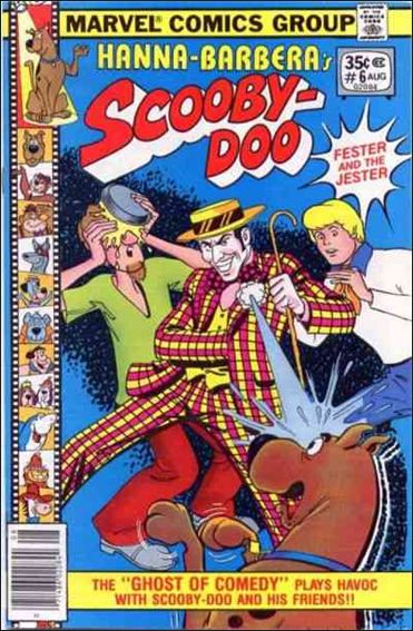 Scooby-Doo (1977) 6-A by Marvel