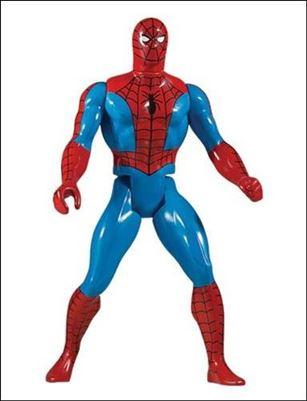 Marvel Super Heroes Secret Wars Jumbo Spider-Man