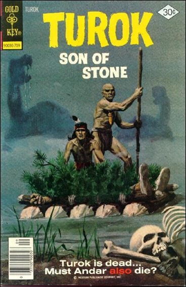 Turok, Son of Stone (1956) 111-A by Gold Key