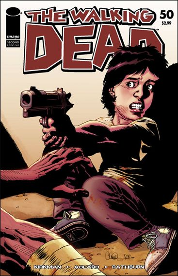 Walking Dead (2003) 50-C by Skybound Entertainment