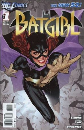 Batgirl (2011) 1-C