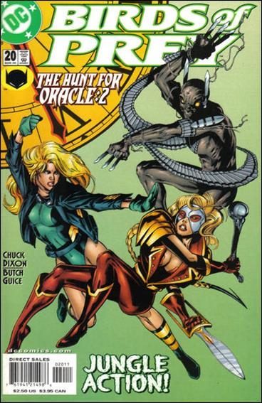 Birds of Prey (1999) 20-A by DC
