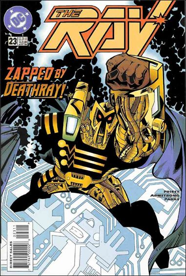 Ray (1994) 23-A by DC
