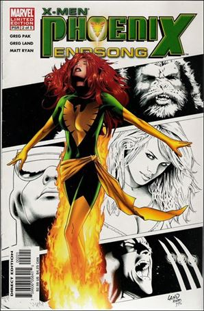 X-Men: Phoenix - Endsong 2-B