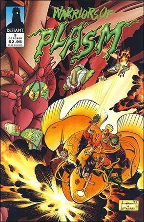 Warriors of Plasm 3-A