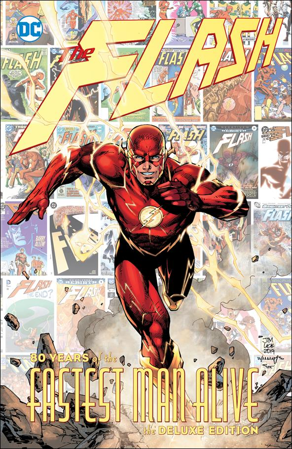 Flash 80 Years of the Fastest Man Alive: The Deluxe Edition nn-A by DC