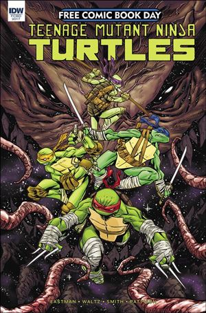 Teenage Mutant Ninja Turtles Free Comic Book Day 2017 nn-A