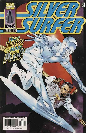 Silver Surfer (1987) 126-A by Marvel