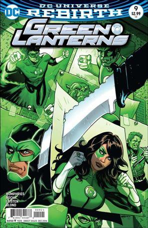 Green Lanterns 9-B