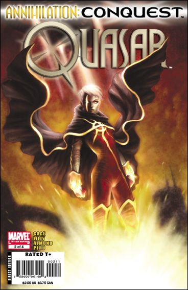 Annihilation: Conquest - Quasar 2-A by Marvel